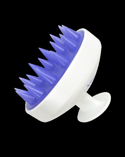 Brosse de massage en silicone Hairfax