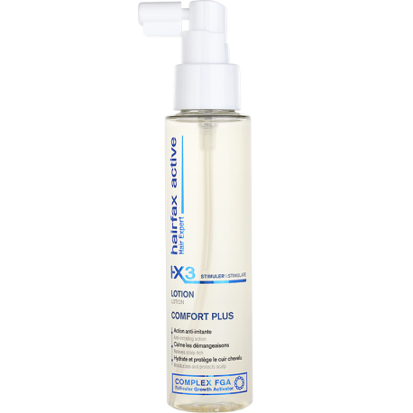 Lotion stimulante comfort plus