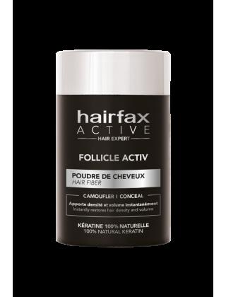 Produit capillaire contre les cheveux clairsemés